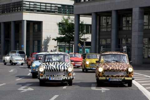 Dresda: Trabi Safari di 2 ore e 15 minuti