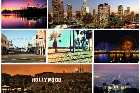 Los Angeles: Private 3-Hour Tour by SUV