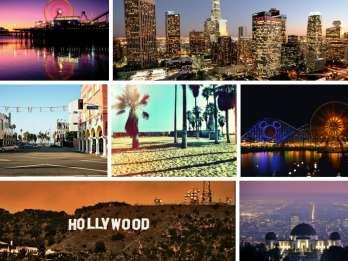 Los Angeles: Private Tour im SUV