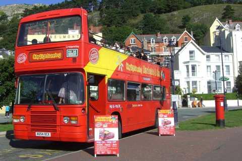 City Sightseeing Llandudno Hop-on Hop-off Bus Tour