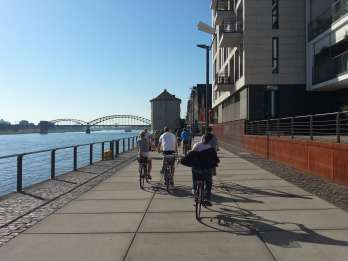 Köln: Geführte Fahrradtour