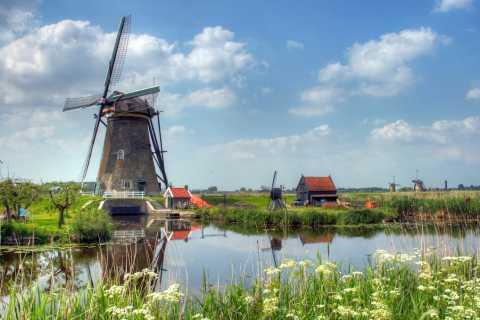 From Amsterdam: 3-Hour Private Zaanse Schans & Windmill Tour