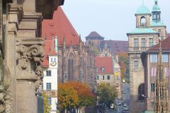 Nuremberg: Tour a Pé Cidade Velha e Áreas do Partido Nazista