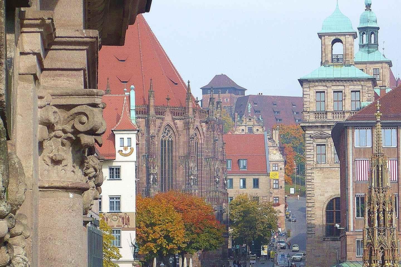 Nürnberg: Altstadt und Reichsparteitagsgelände