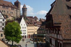 Excursão a pé pela cidade velha de 2 horas em Nuremberg em inglês