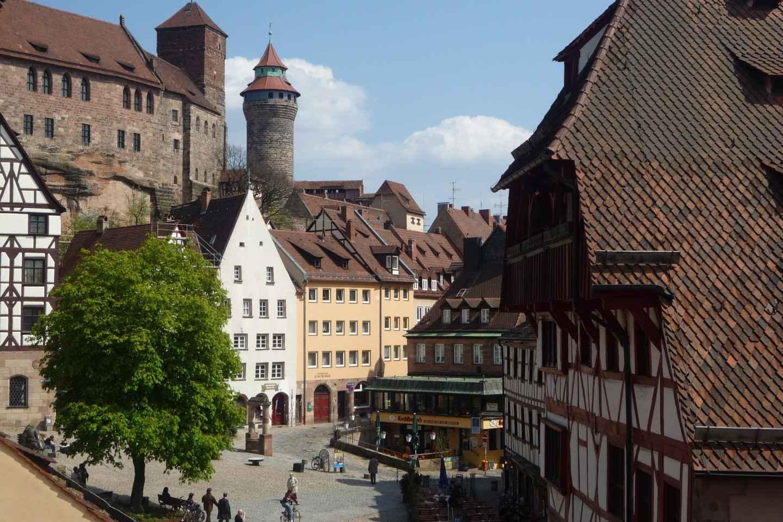 Altstadt Nürnberg: 2-stündiger Rundgang auf Englisch