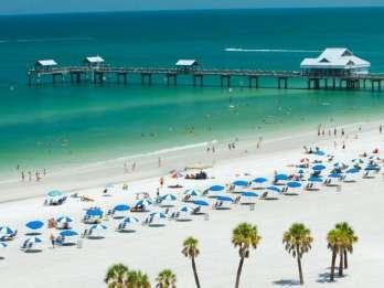 Ab Orlando: Clearwater Beach und Einlass ins Marine Aquarium
