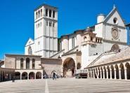 Ab Florenz: Tagestour nach Assisi und Cortona