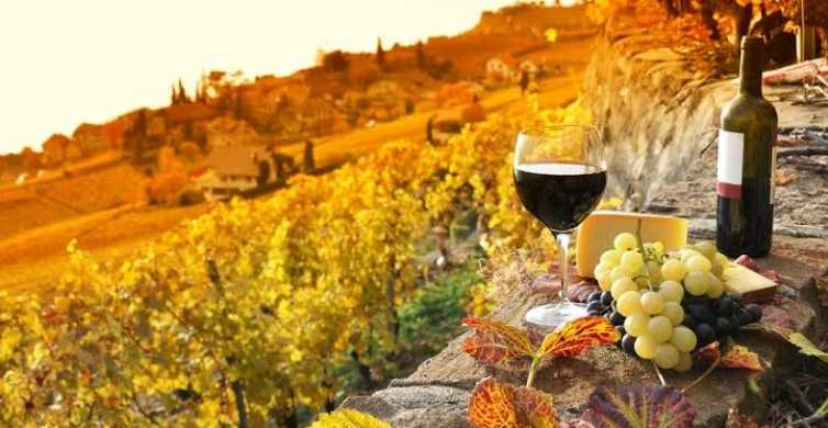 Sunset in Siena & Dinner in Chianti Tour from Florence