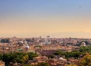 Rom: Halbtägige, private Panorama-Tour (ohne Guide)
