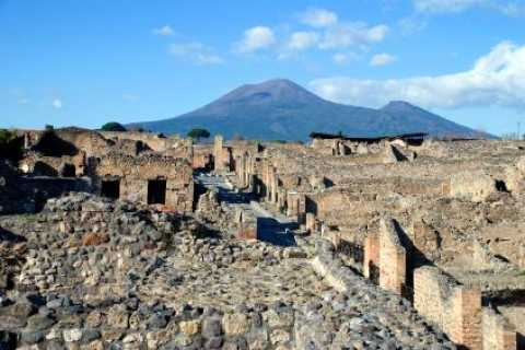 Pompeii, Herculaneum & Mt. Vesuvius: All-Inclusive Tour