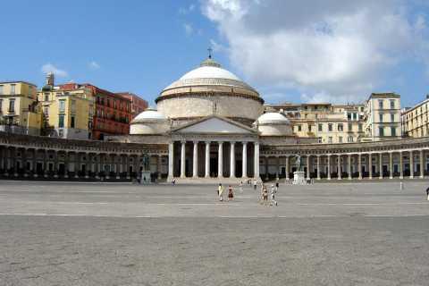 Recorrido a pie por Nápoles con ruinas subterráneas