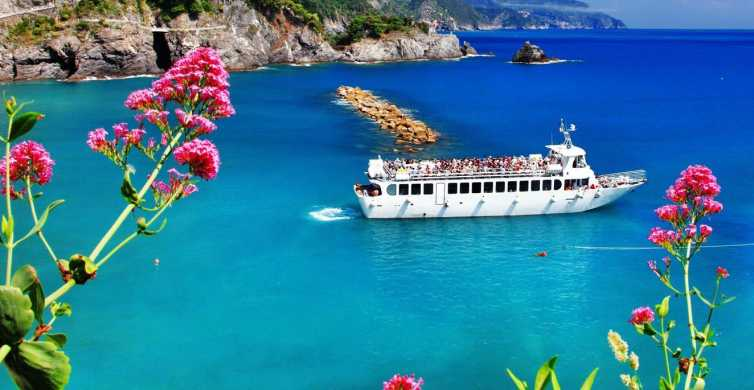 From Pisa: Cinque Terre Small Group Tour