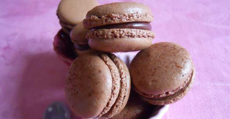 Paris 2.5-Hour Unique Macaron Cooking Class