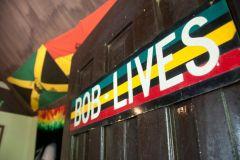 Bob Marley Nine Mile Posto