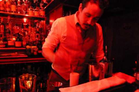 Nueva York: Tour de 3 horas por bares de la Ley Seca
