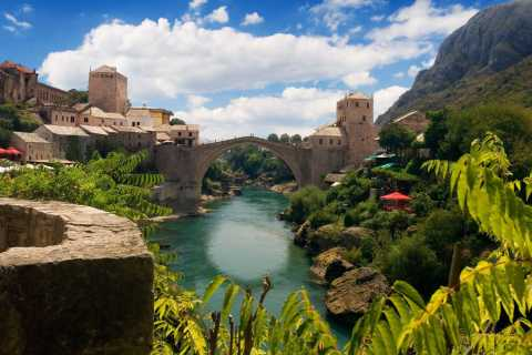 Mostar & Međugorje Full-Day Private Tour from Dubrovnik