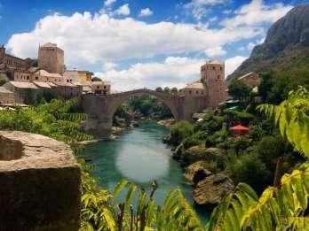 Mostar & Međugorje Ganztages Private Tour von Dubrovnik