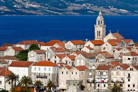 Korčula & Ston Full-Day Tour privé de Dubrovnik