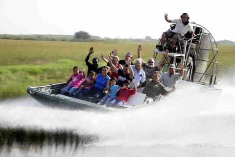 Fort Lauderdale: Private Everglades Tour with 1 Hour Airboat