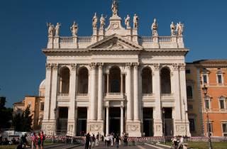 Christliches Rom: Tour mit Untergrund-Basiliken