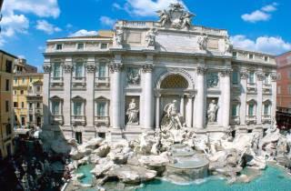 Rom: Brunnen & Plätze - Private Führung