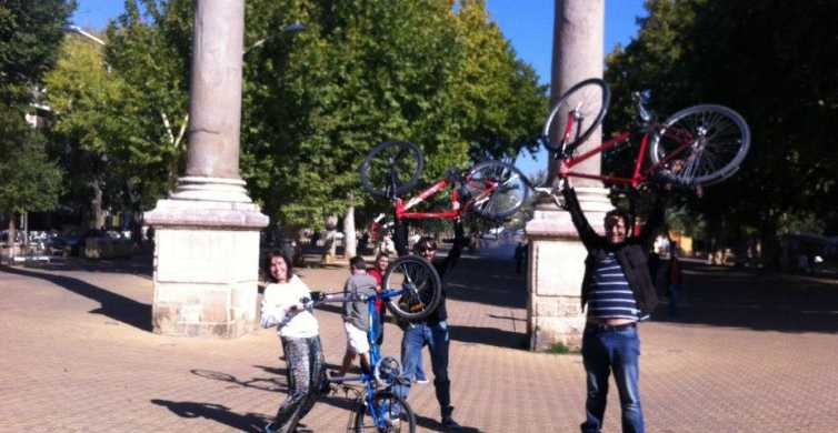 Seville: Half-Day Private Tour by Electric Bike