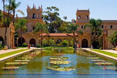 The San Diego Tour: 3 Hours of Sightseeing