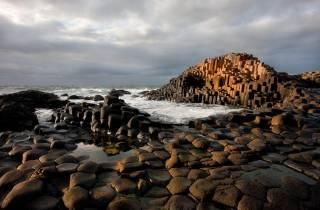 Giant's Causeway: Ganztägige geführte Tour ab Belfast