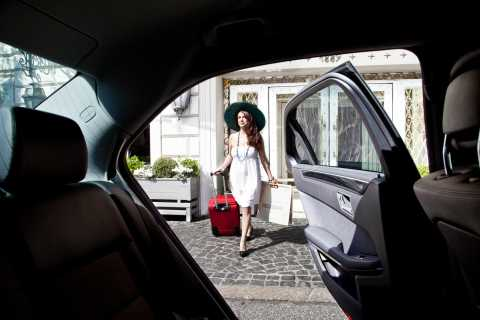 Milan 1-Way VIP Linate Airport Transfer for 3 Persons