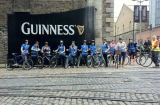 Dublin: 2,5-stündige Fahrradtour