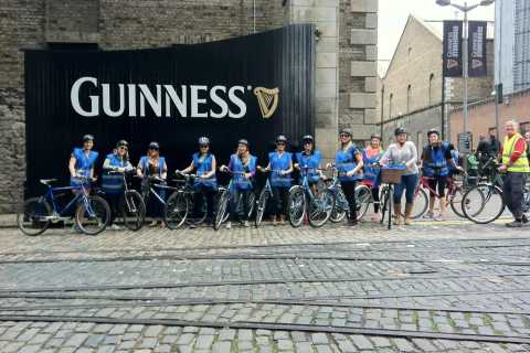 Dublin 2.5-Hour Guided Bike Tour