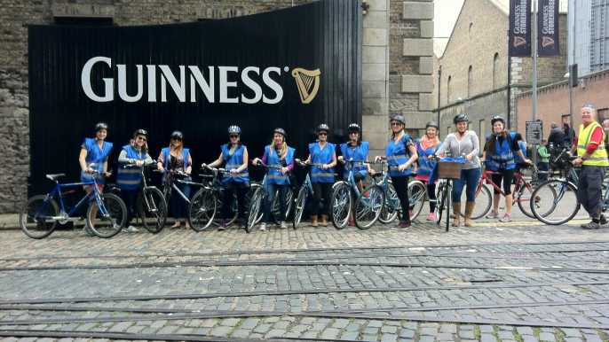 Dublin 2.5-Hour Guided Bike Tour