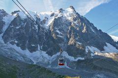 Excursão Turística ao Mont Blanc: de Genebra a Chamonix
