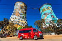 Joanesburgo: Excursão a Soweto e Bilhete Hop-On Hop-Off