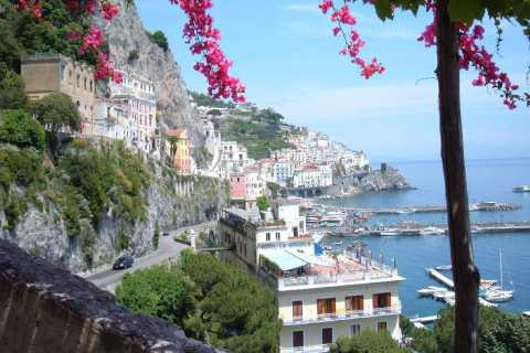 From Naples: Positano, Amalfi & Ravello
