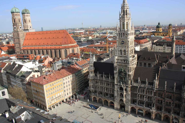 München in Rätseln: Führung & Interaktiver Ratespaß