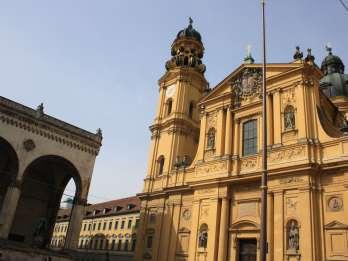 Private Stadtführung durch München nach Ihren Wünschen