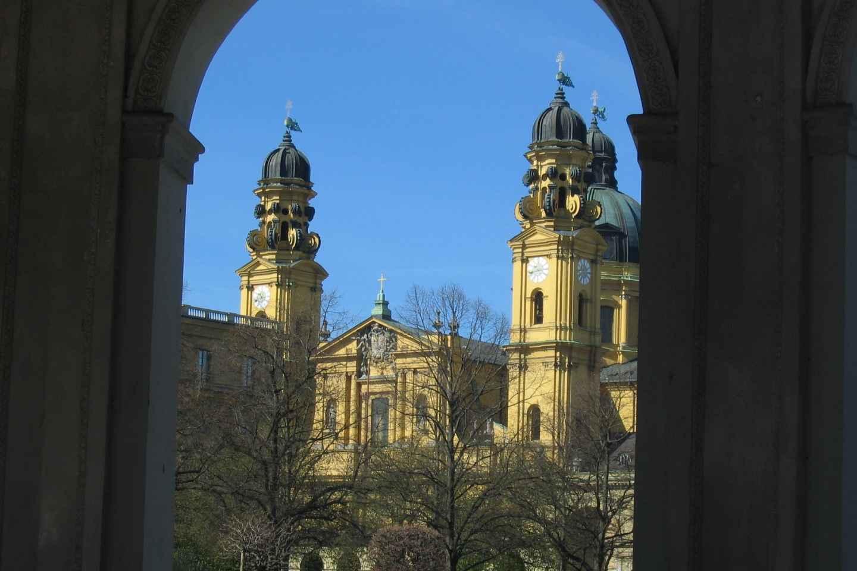München: Oasen der Kraft – Plätze zum Energietanken