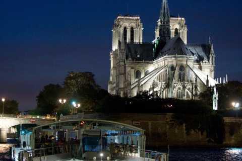 Paris: Nachtlichter-Bootsfahrt und Lido Burlesque-Show