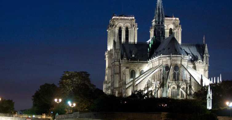 Paris Illuminations Cruise and Lido Burlesque Show