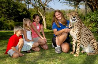 San Diego Zoo Safari Park: 1-Tages-Ticket