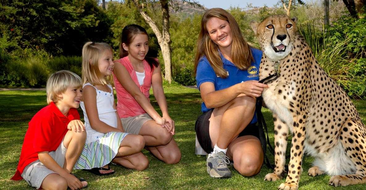 San Diego Zoo Safari Park bez kolejki: bilet 1-dniowy