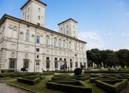 3-stündige Privattour: Galleria Borghese und Gärten
