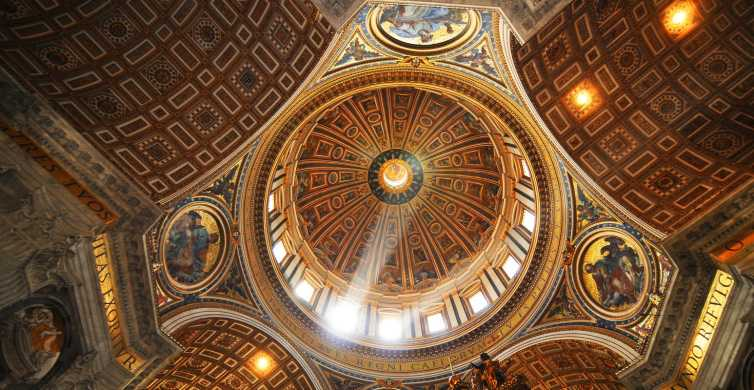 Vatican City: Skip-the-Ticket-Line Private 3-Hour Tour