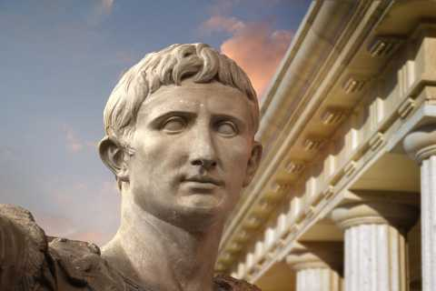Rome: Relive the Last Days of Julius Caesar Guided Tour