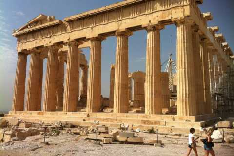 Acropolis: Private Guided Tour