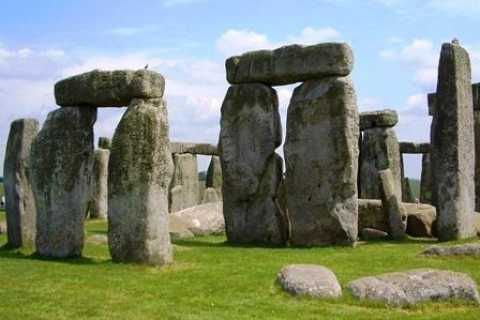 London to Southampton Cruise Terminal via Stonehenge