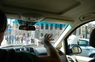 Rom: Ganztägige Sightseeing-Tour durch Luxusfahrzeug