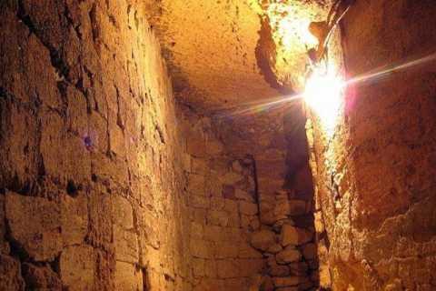 Odessa: Underground Secrets Catacombs Tour
